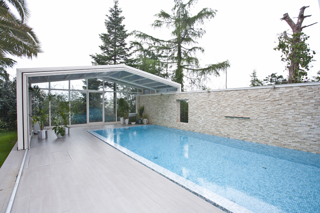"""Featured image for """"Outdoor Pool Enclosure In Istanbul #3320"""""""