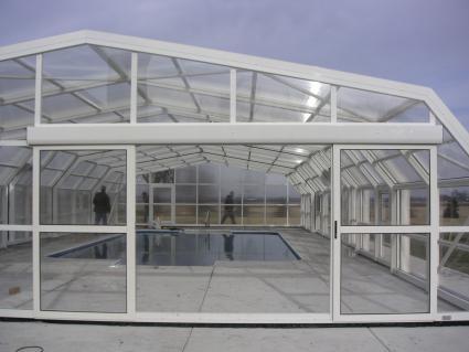 Stoett   Indoor Outdoor Enclosure   freestanding pool cover 351