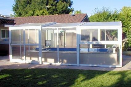 Stoett | Indoor Outdoor Enclosure | freestanding pool cover 5_59