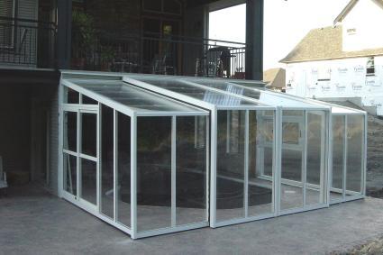 Stoett   Indoor Outdoor Enclosure   freestanding pool cover 202