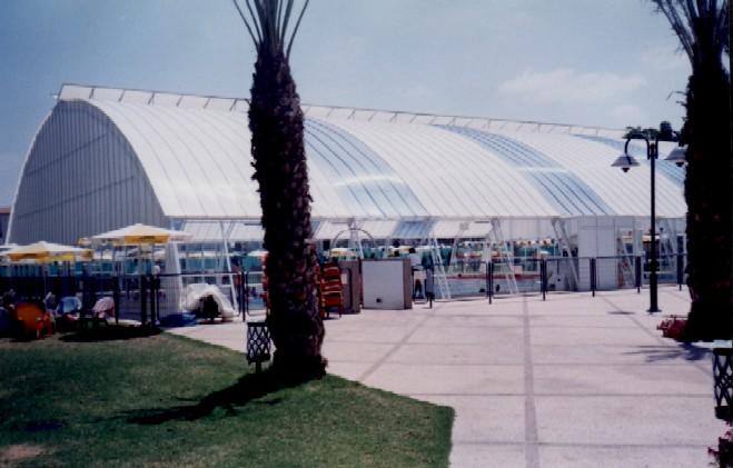Stoett   Indoor Outdoor Enclosure   freestanding pool cover 183