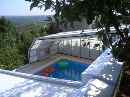 Stoett | Indoor Outdoor Enclosure | freestanding pool cover 55