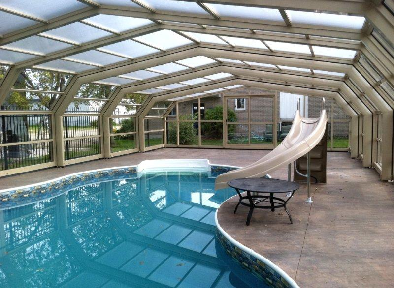 """Featured image for """"Pool Enclosure Project #4603"""""""