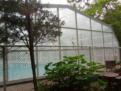 Stoett | Indoor Outdoor Enclosure | freestanding pool cover 264