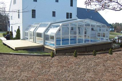 """Featured image for """"Pool Enclosure Project #3935"""""""