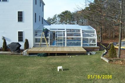 Stoett | Indoor Outdoor Enclosure | retractable pool enclosure