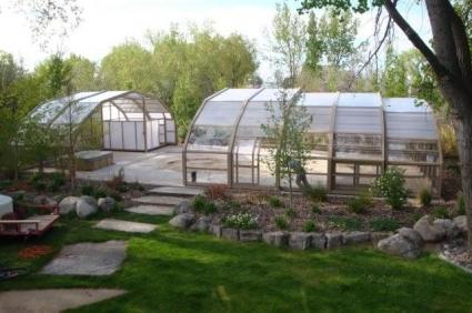 Stoett | Indoor Outdoor Enclosure | freestanding pool cover p4546.4