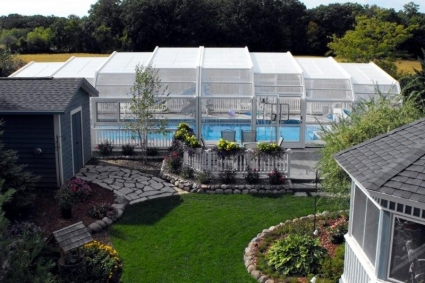 """Featured image for """"Pool Enclosure Project #4571"""""""