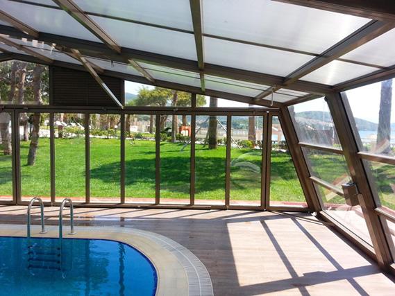 Stoett | Indoor Outdoor Enclosure | tusan freestanding pool cover 66