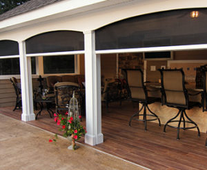 have your retractable screen door made by stoett screens