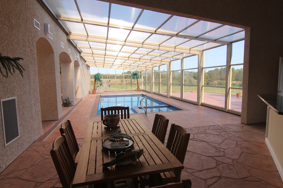 """Featured image for """"Pool Enclosure Project #4314"""""""